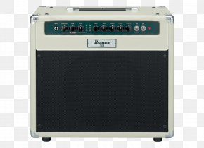 Amplifier Bass Volume - Guitar Amplifier Ibanez Tube Screamer Distortion Effects Processors & Pedals PNG