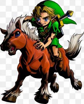 The Legend Of Zelda: Majora's Mask - The Legend Of Zelda: Majora's Mask 3D The Legend Of Zelda: Ocarina Of Time Link Princess Zelda PNG