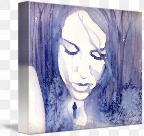 Paint - Acrylic Paint Modern Art Watercolor Painting Picture Frames Portrait PNG