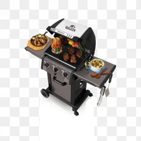 Barbecue - Barbecue Grilling Rotisserie Gasgrill Broil King Baron 590 PNG