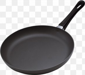 Frying Pan Image - Frying Pan Cookware And Bakeware Non-stick Surface Omelette PNG