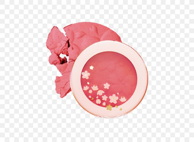 Pink Circle, PNG, 600x600px, Pink M, Oval, Petal, Pink, Plate Download Free