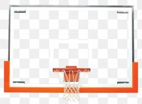 Basketball Backboard - Backboard Basketball Official Basketball Court NBA PNG