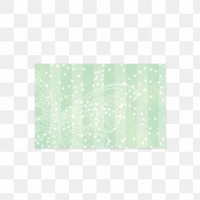Summer Invitation - Green Rectangle PNG