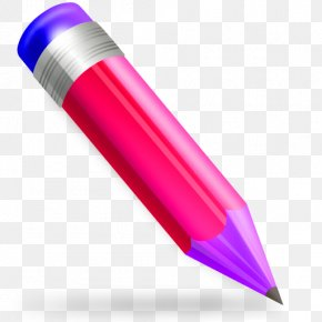 Cartoon Pencil - Pencil Ballpoint Pen PNG