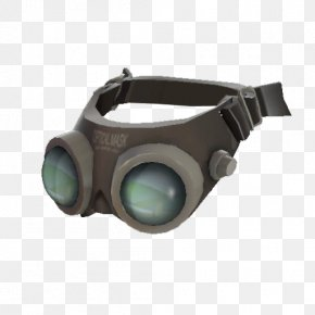 GOGGLES - Team Fortress 2 Goggles Personal Protective Equipment Cheunchob Glasses PNG