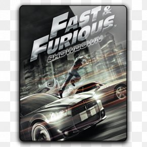 Furious - Fast & Furious: Showdown PlayStation 3 Wii U Xbox 360 The Fast And The Furious PNG