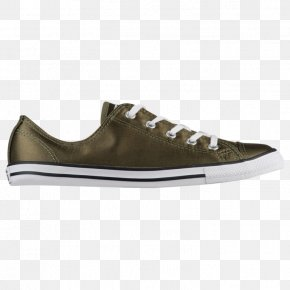 Glitter Converse Shoes For Women - Sports Shoes Chuck Taylor All-Stars Converse Chuck Taylor All Star Dainty Oxford Sneakers PNG