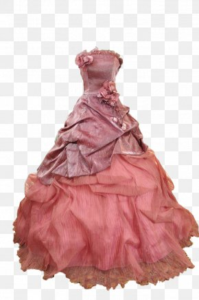 Gown - Dress Ball Gown Evening Gown Prom PNG
