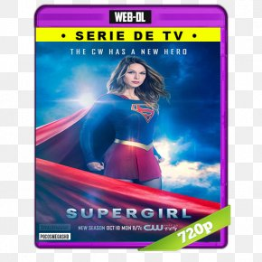Season 1 Television Show SupergirlSeason 3Others - Blu-ray Disc High Efficiency Video Coding Supergirl PNG