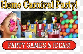 Carnival Decorations - Party Game Carnival Game PNG