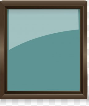Rectangle Display Device Picture Frames Product Design PNG
