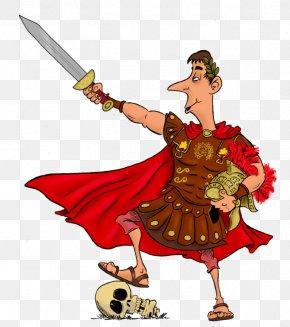 Rome Emperor - Illustration Clip Art Costume Design Legendary Creature PNG