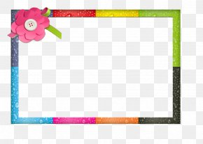 Cartoon Billboards - Picture Frame Cartoon Child PNG