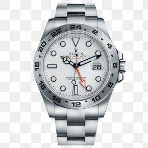 Rolex Watches Silver Metallic Male Table - Rolex Datejust Rolex GMT Master II Rolex Daytona Rolex Submariner Rolex Milgauss PNG