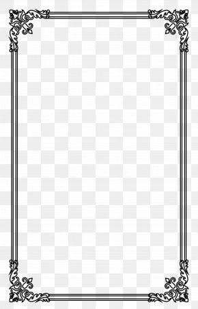 Floral Pattern Frame Free Downloads - Brock Lovett T-shirt Clip Art PNG
