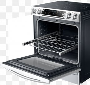 Stove - Cooking Ranges Convection Oven Electric Stove Self-cleaning Oven PNG