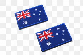 Australia Badges - Flag Of Australia Embroidered Patch Flag Patch PNG