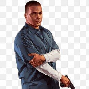 Gansta - Grand Theft Auto V Grand Theft Auto: San Andreas Franklin Clinton Video Game PNG