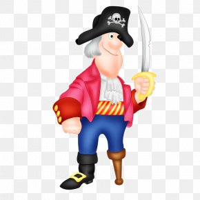 Pirate Knife - Piracy Clip Art PNG