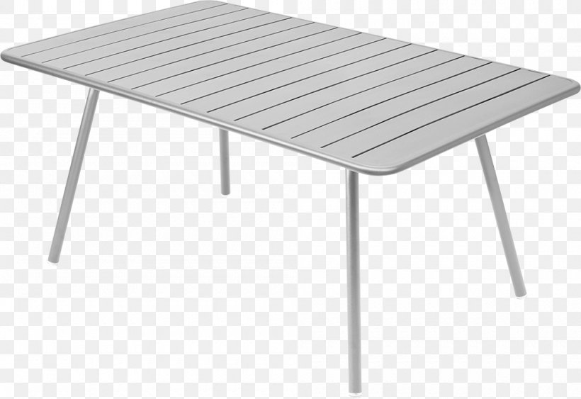Table Garden Furniture Chair Fermob SA Matbord, PNG ...