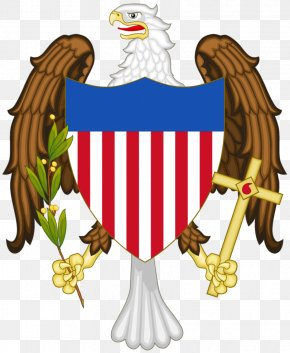 United States - Racism In The United States Coat Of Arms Symbol Christian Front PNG