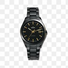 Watch - Rado Automatic Watch Chronograph Mido PNG