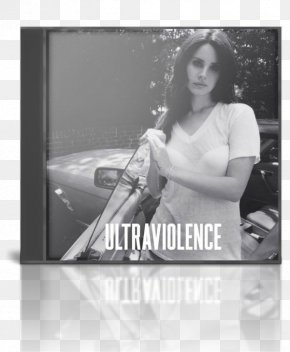 LANA DEL REY - Ultraviolence Phonograph Record Album Song Lust For Life PNG