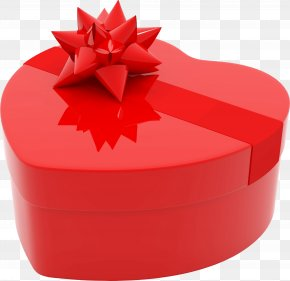 Gift Red Box Image - Gift Box Clip Art PNG