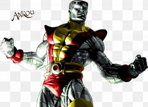 Colossus Transparent Image - Colossus Wolverine Professor X Kitty Pryde Thing PNG