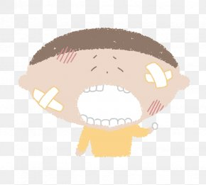 Nose - Nose Cheek Mouth Cartoon PNG