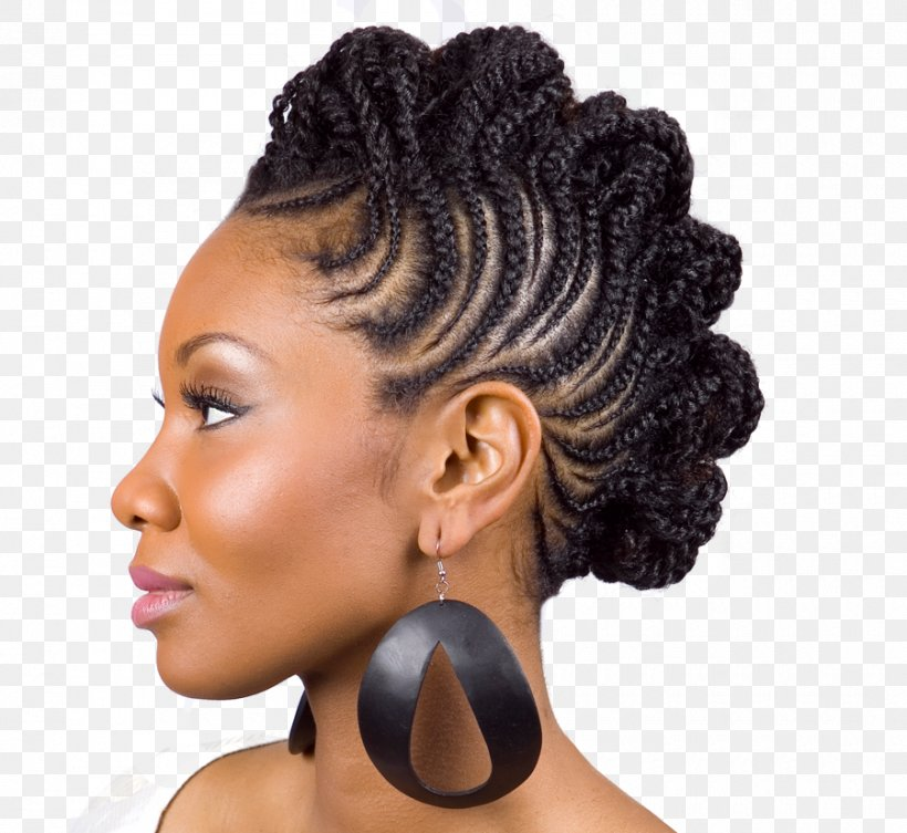 Updo Mohawk Hairstyle Braid Cornrows Png 900x827px Updo Afro Afrotextured Hair Black Hair Box Braids Download