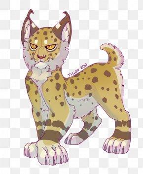Eurasian Lynx - Whiskers Cheetah Cat Tigon Lion PNG