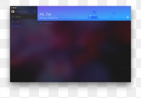 Computer - Computer Program User Interface Screenshot PNG
