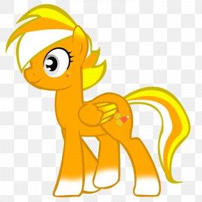 Candy Corn Cartoon - Pony Candy Corn Clip Art PNG