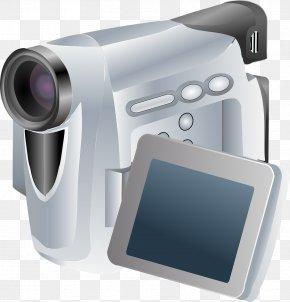 Video Camera - Video Cameras Camcorder Clip Art PNG