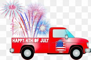 Logo Tow Truck - Fourth Of July Background PNG