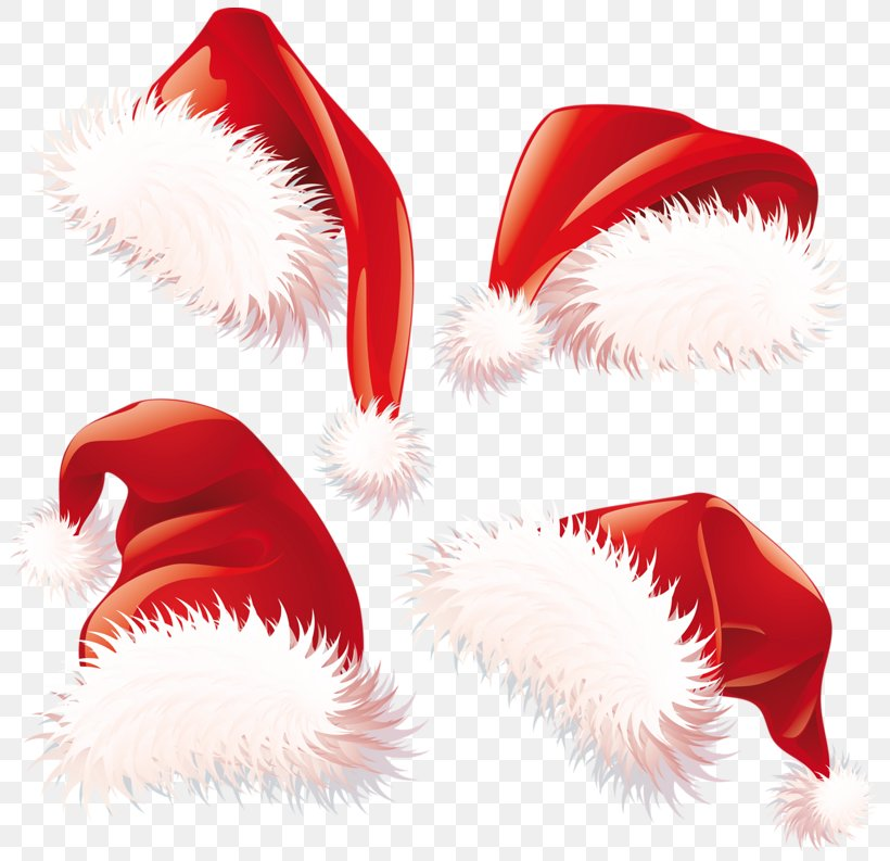 Transparent Christmas Hat.Santa Claus Christmas Hat Clip Art Png 816x793px Santa