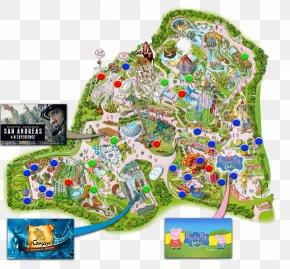 Park - Gardaland Cowboyland Shaman Amusement Park Tourist Attraction PNG