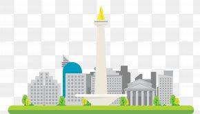 Jakarta City National Monument - National Monument Landmark PNG