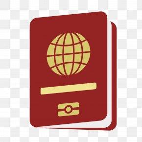 Red Passport - Passport Royalty-free Icon PNG