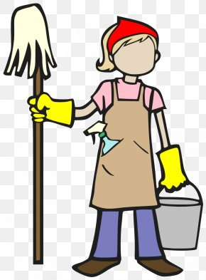 Cleaning Cartoon Cliparts - Spring Cleaning Window Cleaner Clip Art PNG