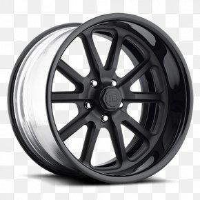 United States - United States Matte Car Wheel Rim PNG