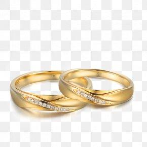Wedding Ring - Wedding Ring Gold Bangle Body Jewellery PNG
