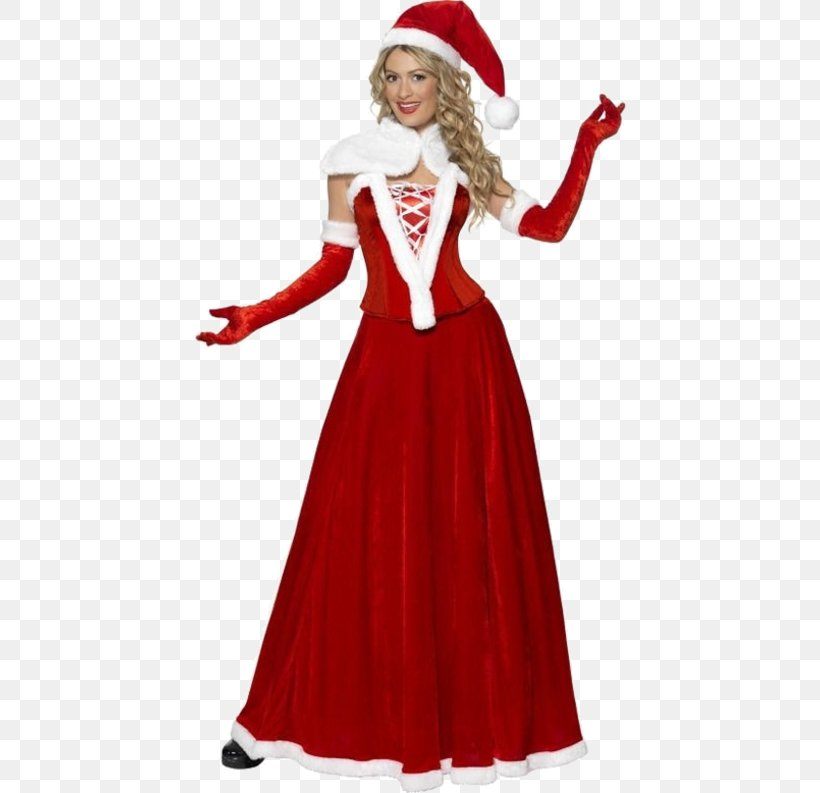 Mrs. Claus Santa Claus Costume Party Christmas, PNG, 500x793px, Mrs Claus, Christmas, Clothing, Costume, Costume Design Download Free