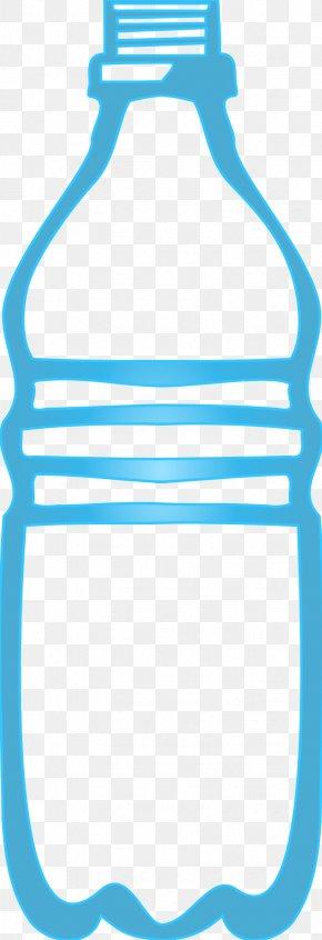 Water Bottle - Plastic Bottle Water Bottles Clip Art PNG