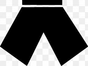 M Angle Font - Logo Brand Black & White PNG
