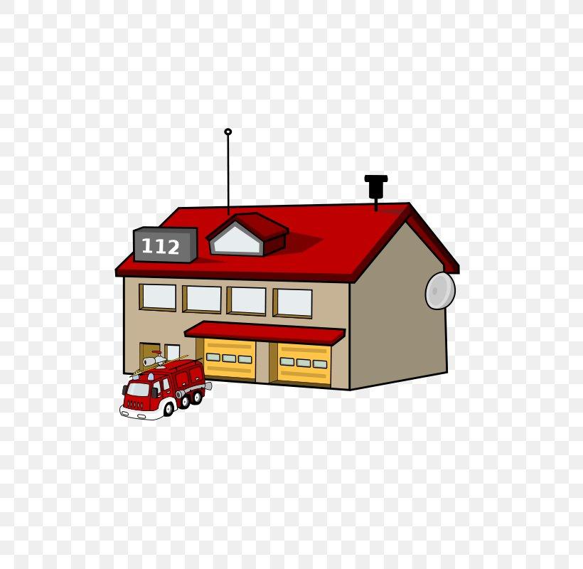 Fire Station Fire Department Fire Engine Clip Art Png