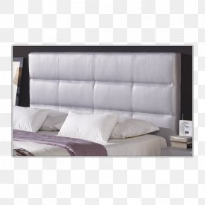 Bed - Headboard Bed Frame Couch Mattress PNG