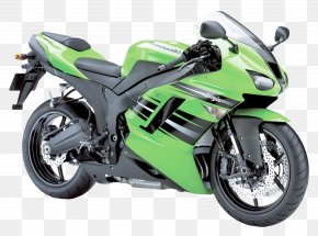 Kawasaki Ninja ZX 6R Sport Motorcycle Bike - Kawasaki Ninja ZX-14 Ninja ZX-6R Kawasaki Ninja ZX-11 Motorcycle PNG